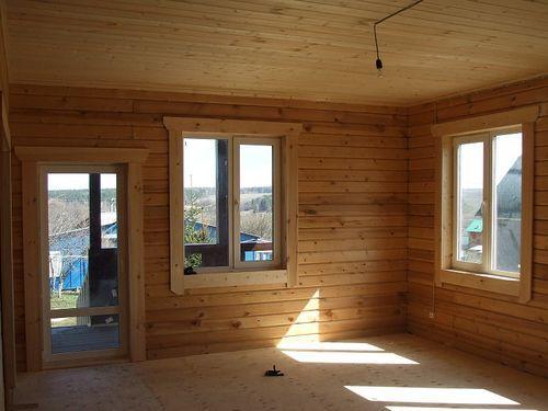 Как поднять потолок в деревянном доме визуально. 5 советов, как поднять низкий потолок в деревянном доме