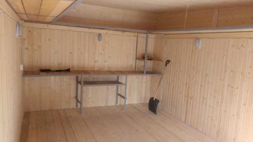 Отделка гаража. Критерии при выборе отделки гаража: