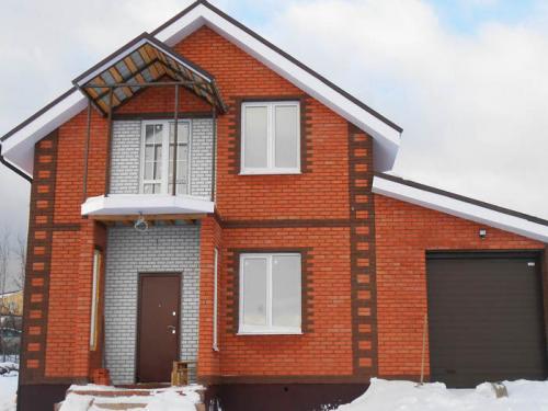Сколько стоит построить дом из кирпича 100 кв м. Цена дома из кирпича