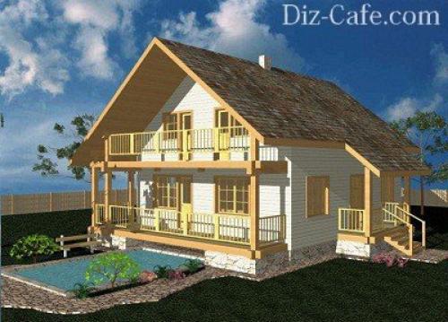 Проекты построить дом своими руками. Как и из чего дешевле всего строить дом: сравниваем материалы и технологии