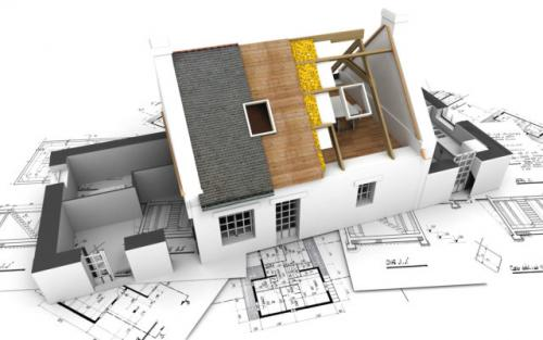 С чего начать строить дом на пустом участке. Подготовительный этап строительства