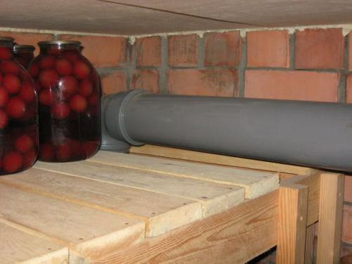 Как установить вентиляцию в подвале гаража. Какая вытяжка нужна вашему погребу?