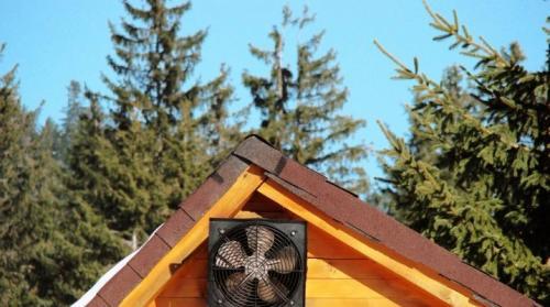 Как сделать в доме вентиляцию уже в построенном. Как сделать вентиляцию в частном доме?