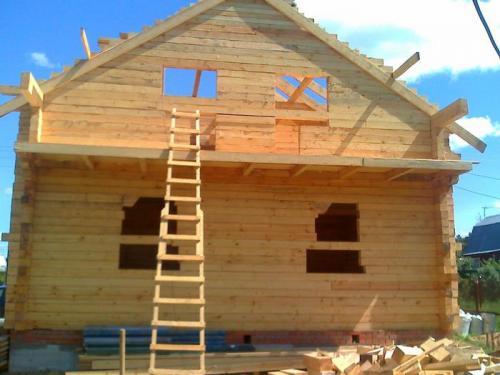 Как строить дом деревянный. Тонкости выбора материалов