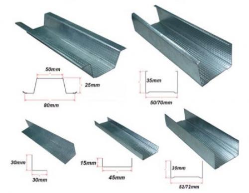 Каркас для гипсокартона пошаговая инструкция. Особенности сооружения каркаса под гипсокартон для стен и потолка