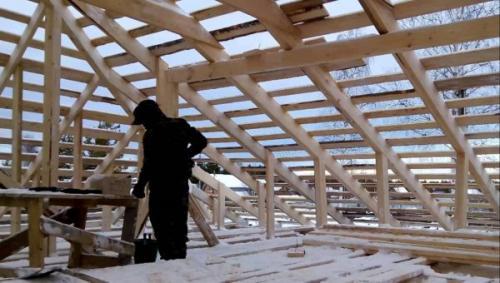 Что такое вальмовая крыша. Конструкция вальмовой крыши