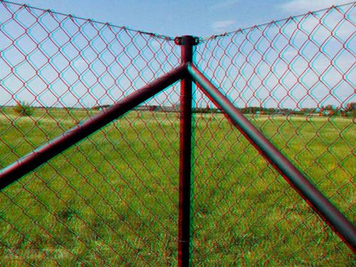 Забор из сетки-рабицы. Бюджетное ограждение за короткое время: основные характеристики забора из сетки-рабицы