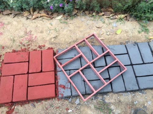Технология производства тротуарной плитки в домашних условиях. Что нужно для изготовление плитки