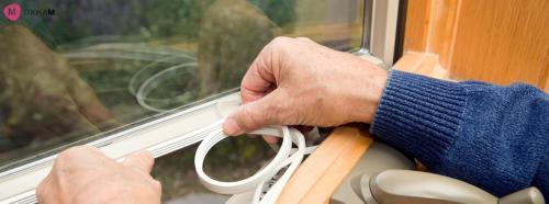 Как снаружи утеплить пластиковые окна. Как самостоятельно утеплить пластиковые окна перед зимой