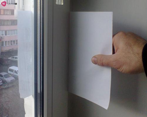 Дует из под подоконника. Дует изпластикового окна—, что делать?