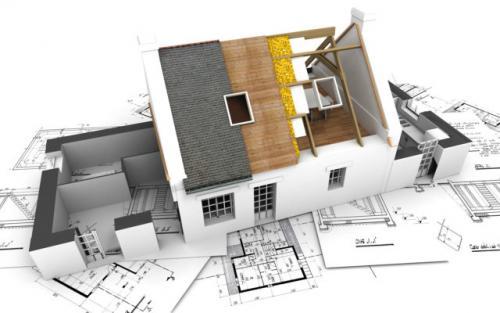 Строительство дома с чего начинать. Подготовительный этап строительства