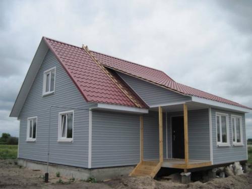Как построить дом. Способы экономии