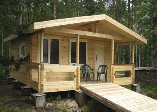 Устройство фундамента под деревянный дом. Виды фундаментов под дом