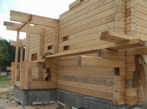 Стоит ли строить дом из бруса. Дом из бруса – достоинства и недостатки, стоит ли делать…