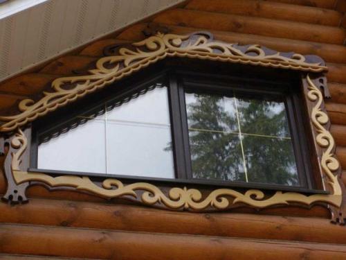 Ширина наличников на окна. Назначение и классификация