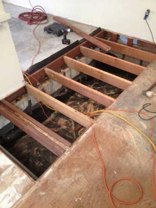 Ремонт пола в деревянном доме своими руками. Каким бывает ремонт старых деревянных полов своими руками?