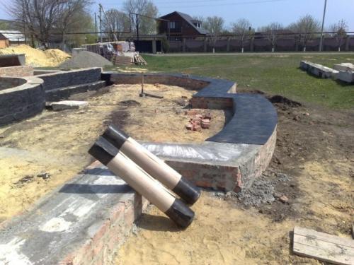 Построить дом из бревна. Стены