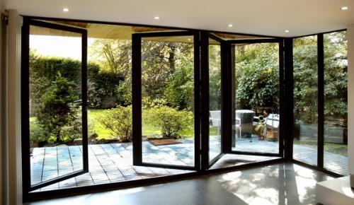 Что такое французские окна. Как устроены французские окна и их фото в квартирах и домах