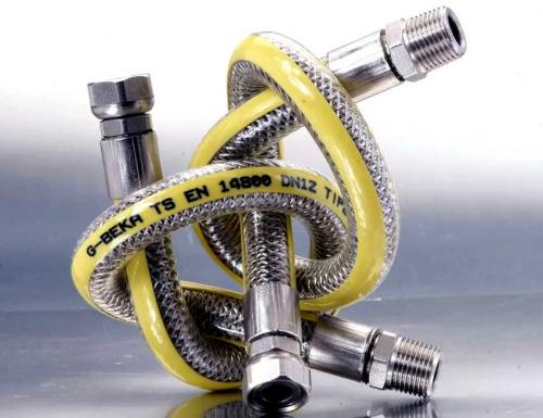 Какой длины бывают газовые шланги для подключения газовой плиты. Что собой представляет шланг для газовой трубы: главные требования к изделию