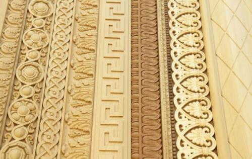 Наличники на окна трафареты. Классификация и выбор древесины