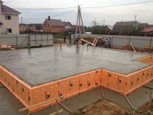 Марки бетона для фундамента. Какой бетон использовать для фундамента?